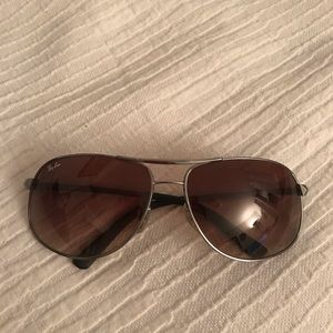 Mens Aviator Rayban Sunglasses
